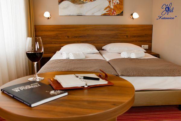 Hotel Katowice w Katowicach - noclegi, pokoje apartamenty