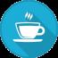 ikona kawa