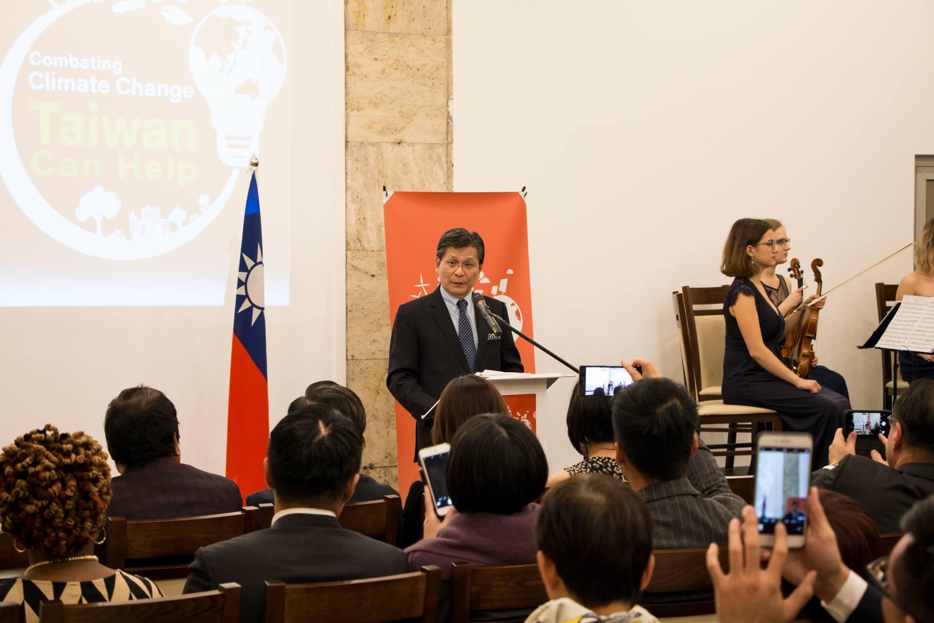 przemówienie ambasadora